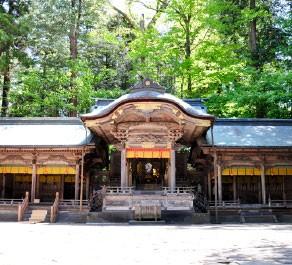 長野県のおすすめ観光名所 諏訪大社