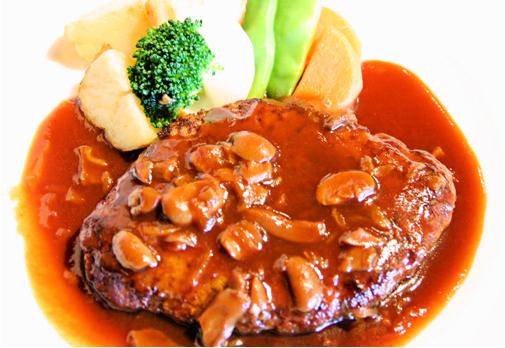 軽井沢のおすすめグルメ 洋食_ハンバーグ・ステーキ